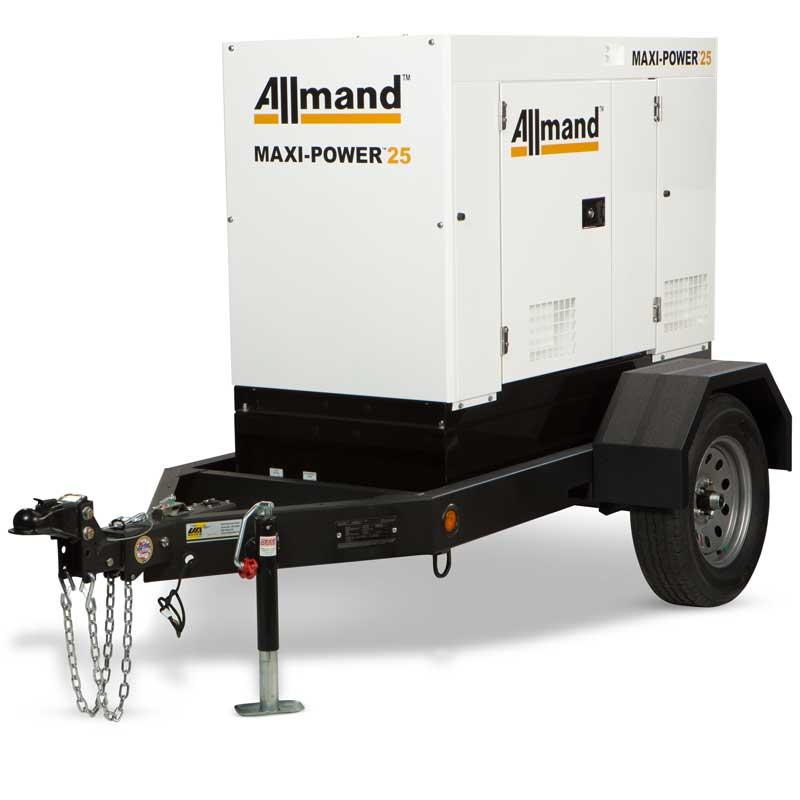 Maxi-Power™ Mobile Generator