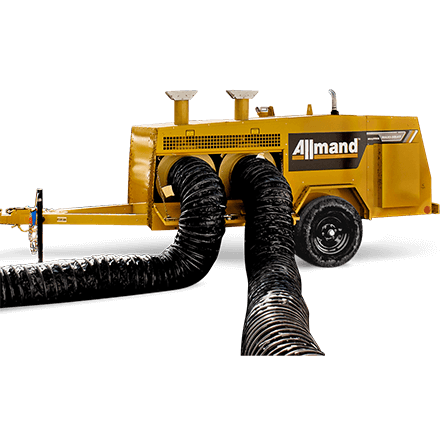 Allmand Heaters