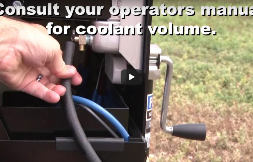 How to Change Coolant and Conduct Hydrometer ...