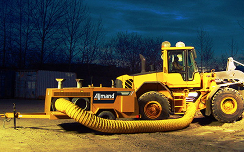Allmand Construction Equipment
